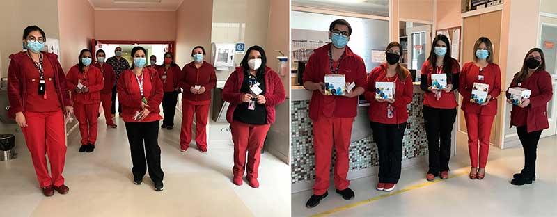 Hospital Regional: Día Nacional de las matronas y matrones