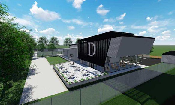 Ministerio del Deporte financia nuevo recinto para el desarrollo del deporte y la actividad física