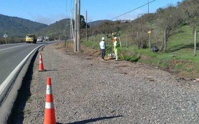 """MOP O'Higgins informa del inicio de obras Concesión Ruta 66 """"Camino de La Fruta"""" con la construcción de tramos B3 y B4"""