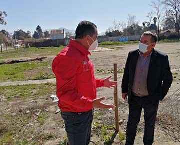 Mostazal proyecta construir un centro de patinaje regional
