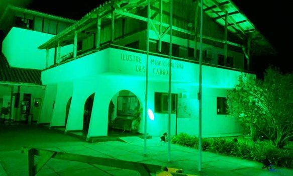Municipalidad de Las Cabras se suma a la semana de la Concienciación de las Enfermedades Mitocondriales