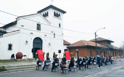 Municipio de Olivar homenajeó a las víctimas del Covid-19 y agradeció al personal de salud