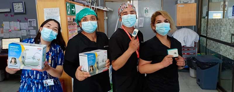 Nuevo equipamiento médico viene a fortalecer Unidades  de Emergencia de hospitales públicos