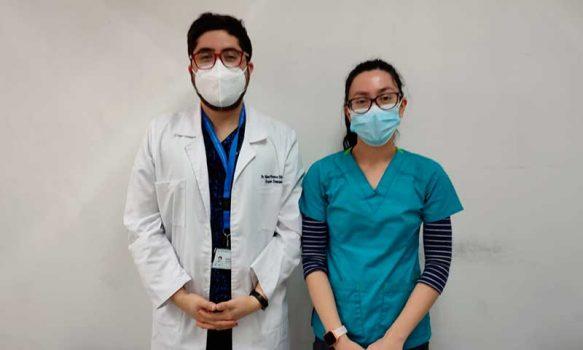 Nuevos profesionales EDF se incorporan a Hospital de Litueche