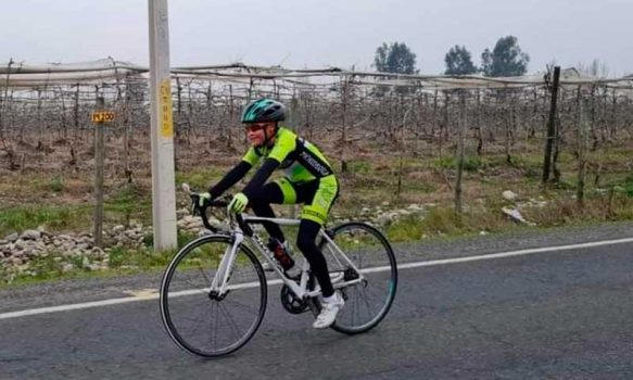 Palmillanos participan en importante torneo ciclístico este sábado
