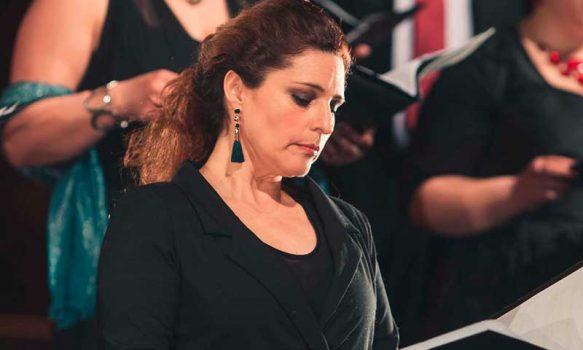Patricia Cifuentes es la nueva Directora de Artes Vocales del Programa de Coros de la Corporación de la Cultura de Rancagua