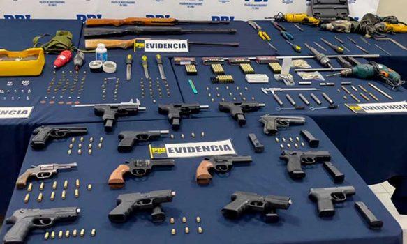 PDI cierra campaña sobre tenencia de armas de fuego