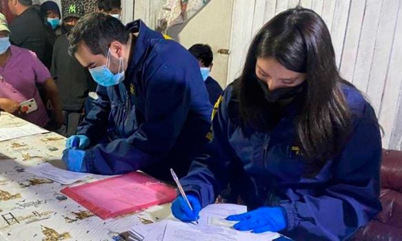 PDI fiscalizó a 96 extranjeros en Quinta de Tilcoco
