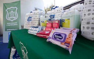 Reclusas de la Región de O´Higgins recibirán donación de artículos de higiene personal