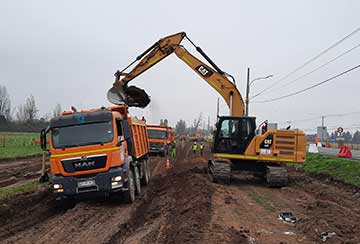 Seremi de Obras Públicas solicita a comunidad paciencia para próximos meses por obras de construcción doble vía Carretera El Cobre