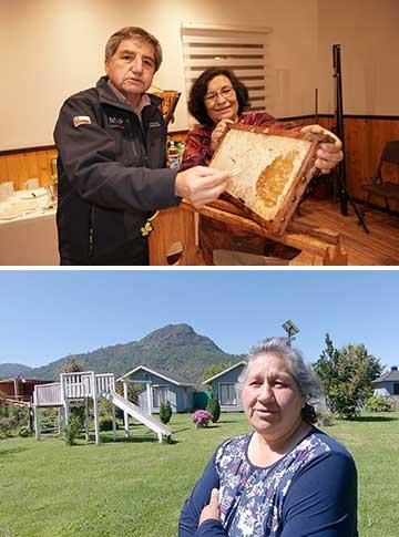 """Un """"reencuentro seguro con el campo"""" ofrecen los emprendedores de turismo rural de Indap"""