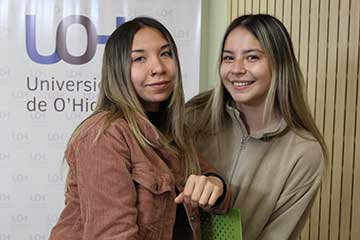 UOH participa de Feria Virtual Universitaria para Deportistas Destacados/as para explicar vía de Admisión Especial