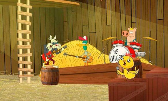 Divertida web serie ecológica de animación debutará en la Sexta Región