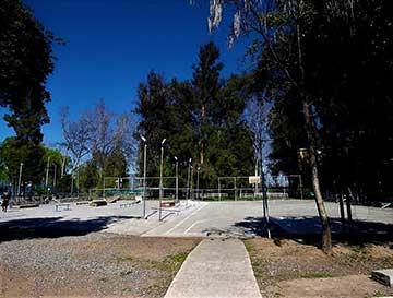 Ministerio del deporte financia el diseño  para renovar el estadio Guillermo Chacón de Machalí