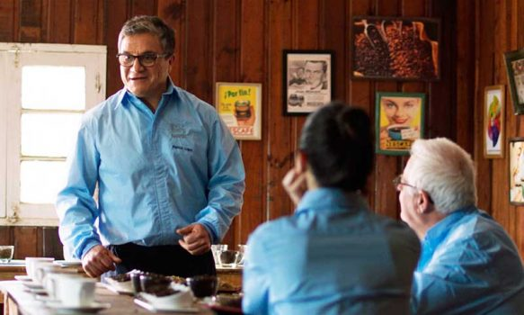 Nescafé en Graneros: el ejemplo de un café hecho con respeto