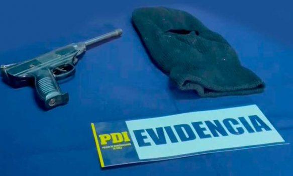 PDI detuvo a cuatro implicados en robo a residencia de adultos mayores de Rengo