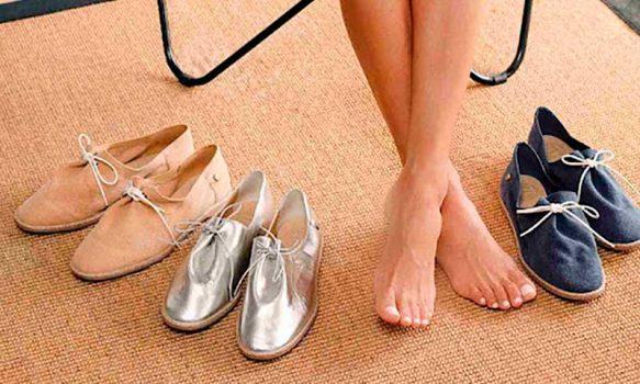 pies zapato
