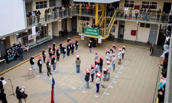 Semana de la ciencia motivó la participación de alumnos en diversas actividades